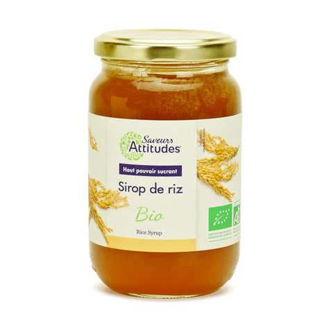 Saveurs Attitudes - Organic rice syrup