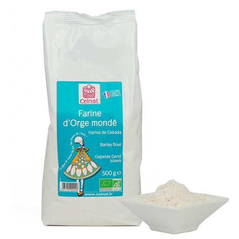 Celnat - Hulled Barley flour