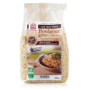 Celnat - Organic bulgur wheat