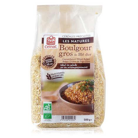 Celnat - Boulgour gros bio