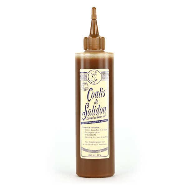 Salidou Salted Butter Caramel Sauce - 315g
