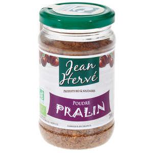 Jean Hervé - Organic hazelnut praline (200g)