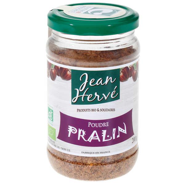 Organic hazelnut praline (200g)