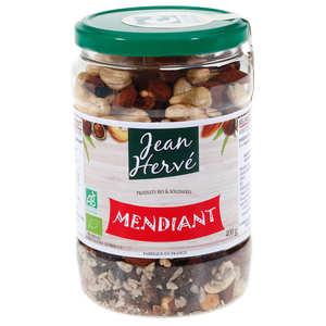 Jean Hervé - Mélange apéritif bio sans sel de fruits secs et graines