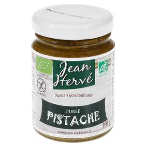 Jean Hervé - Pâte de pistaches bio (purée pur fruit)