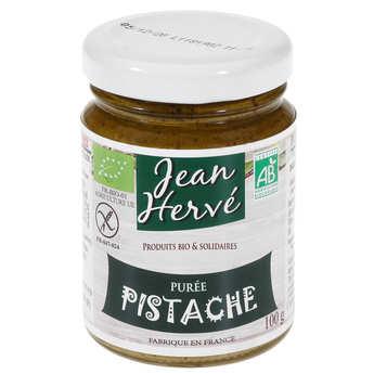 Jean Hervé - Purée de pistaches bio (purée pur fruit)