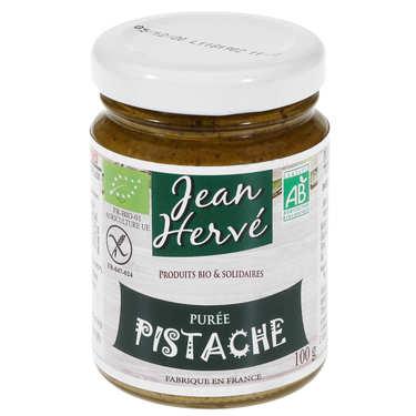 Purée de pistaches bio (purée pur fruit)