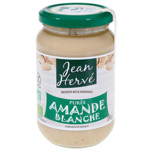 Jean Hervé - Purée d'amande blanche bio