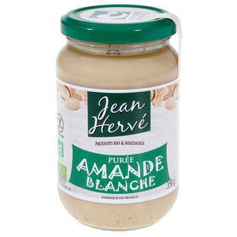 Jean Hervé - Organic white almonds paste (350g)
