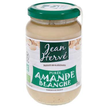 Organic white almonds paste (350g)