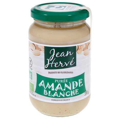 Jean Hervé - Organic white almonds paste (350g)