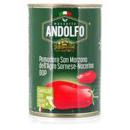 La Primavera - Peeled Italian tomatoes - San Marzano de Sarnese-Nocerino