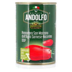 La Primavera - Tomates pelées italiennes - San Marzano de Sarnese-Nocerino