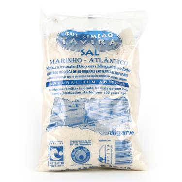 Extra pure fine Atlantic sea salt