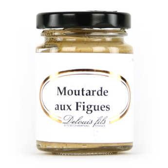 Delouis - Moutarde aux figues