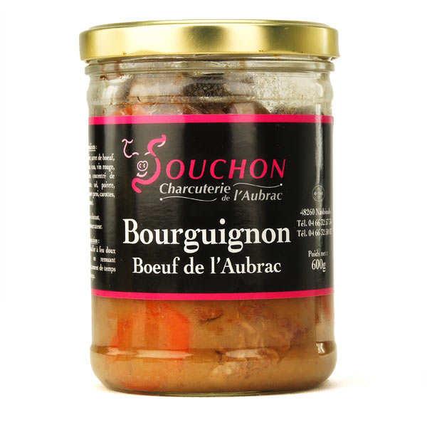 Bourguignon de boeuf Aubrac
