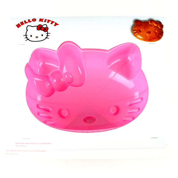 moule silicone pour g teaux hello kitty scrapcooking. Black Bedroom Furniture Sets. Home Design Ideas