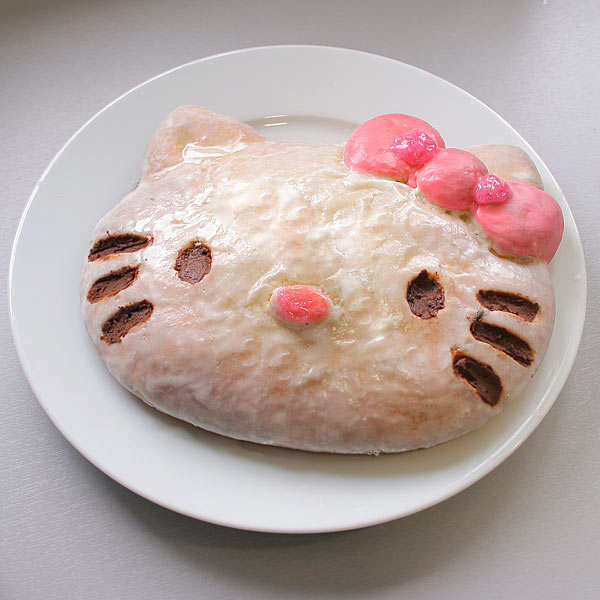 HELLO KITTY cake mould