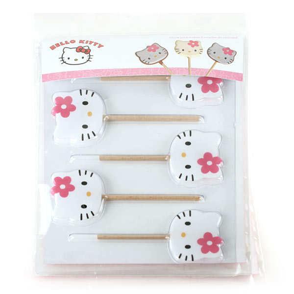 Hello Kitty Lollipop Moulds Scrapcooking