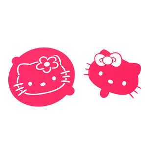 ScrapCooking ® - HELLO KITTY cake stencil