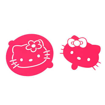 ScrapCooking ® - HELLO KITTY cake stencil