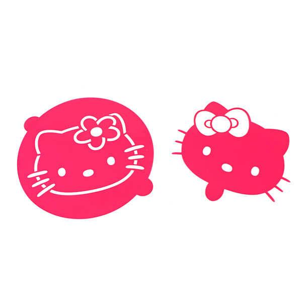 Pochoir pour gâteaux HELLO KITTY