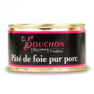 Charcuterie Souchon - Pâté de foie pur porc
