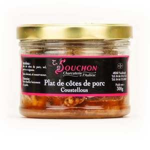 Charcuterie Souchon - Cooked Pork Ribs
