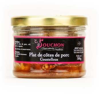 Charcuterie Souchon - Plat de côtes de porc