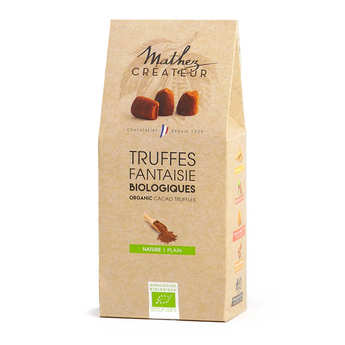 Chocolat Mathez - Fairtrade Organic Chocolate Truffles