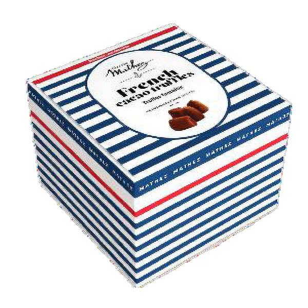 Classic Chocolate Fantaisie Truffles