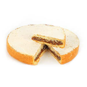 C. Saquet - Le Pastissou - Traditional Walnut and Caramel Cake from Aveyron