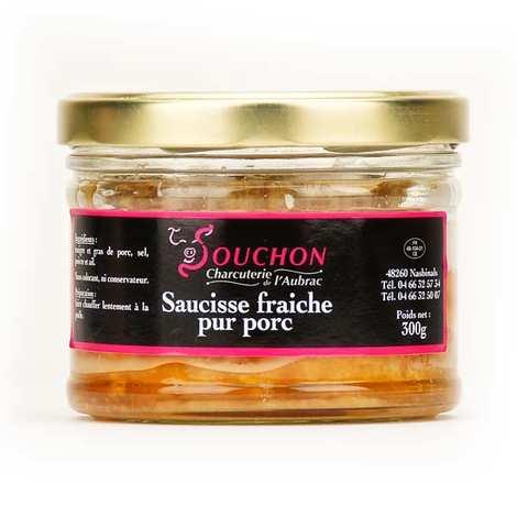 Charcuterie Souchon - Saucisse fraîche cuisinée