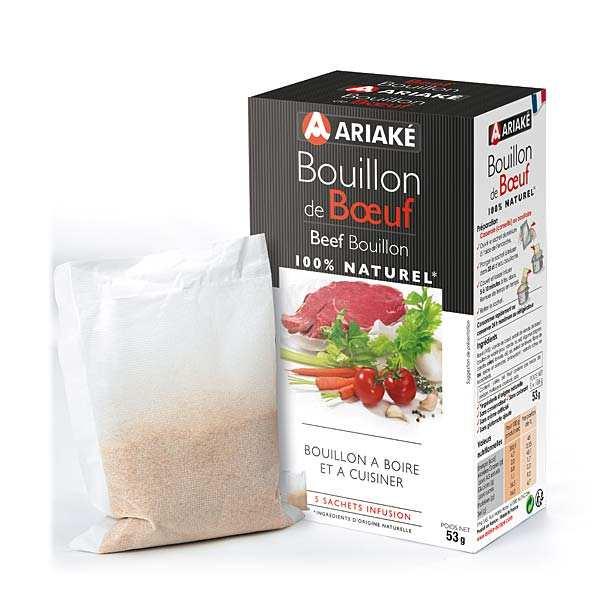 Beef bouillon Ariaké
