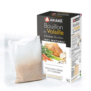 Chicken bouillon - Ariaké