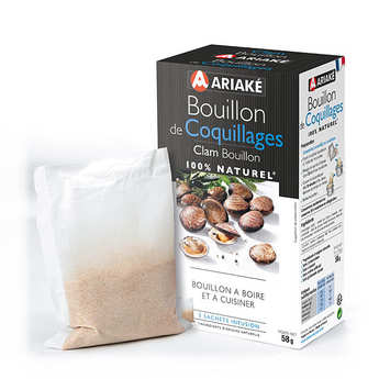 Ariaké Japan - Bouillon de coquillages - Ariaké