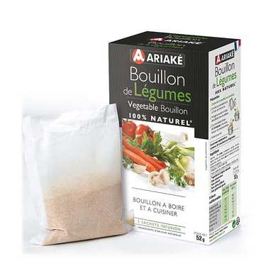 Vegetable bouillon - Ariaké