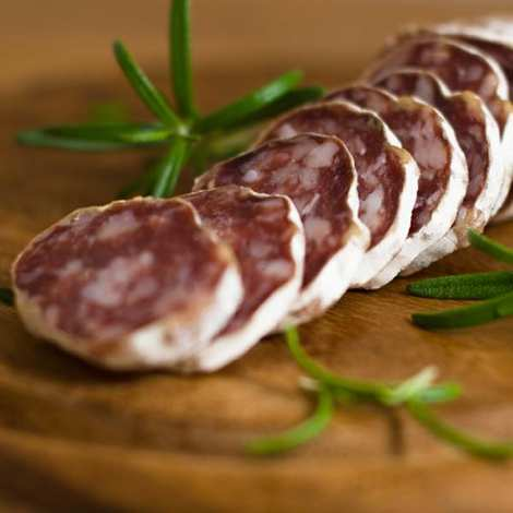 Charcuterie Souchon - Large Dry Sausage from Lozère