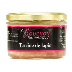 Charcuterie Souchon - Terrine de lapin