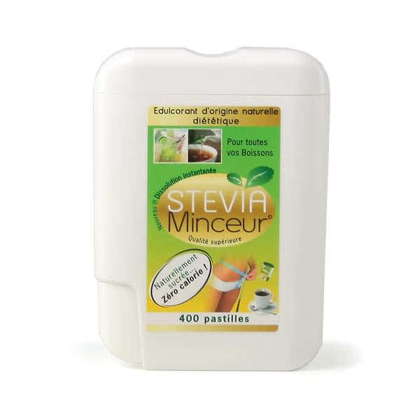 Soluable white stevia tablets