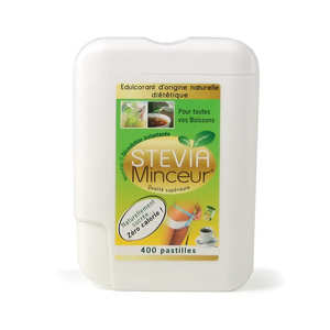 - Soluable white stevia tablets