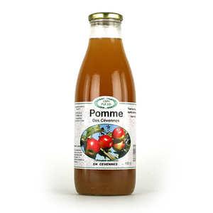 Verfeuille - Apple juice from the Cévennes