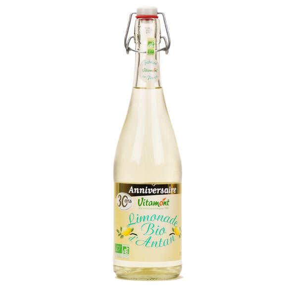 Limonade d'Antan au sucre de canne et au citron BIO