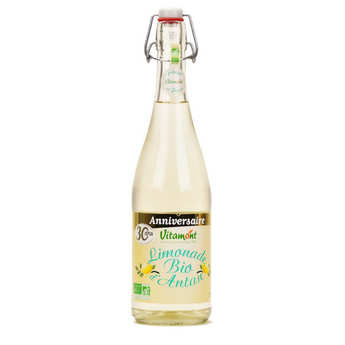 Vitamont - Old fashioned lemonade with cane sugar and organic lemons