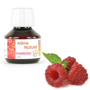 ScrapCooking ® - Arôme alimentaire naturel de framboise ScrapCooking®