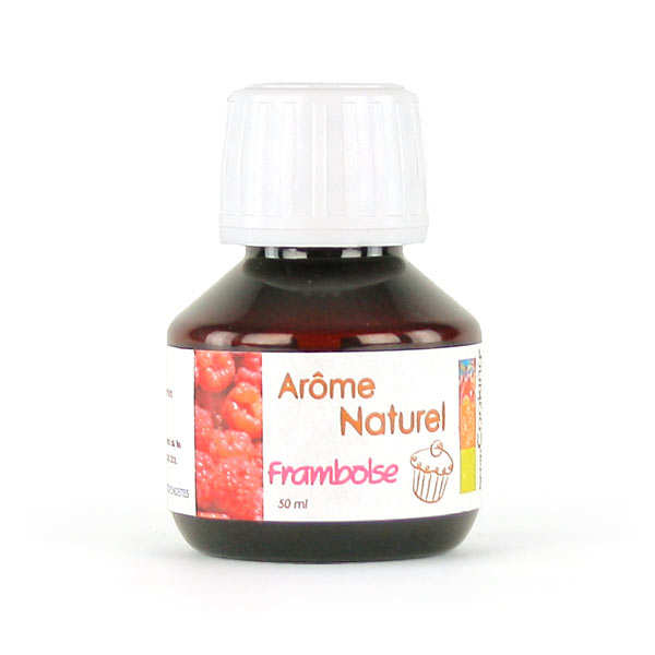Natural raspberry flavouring