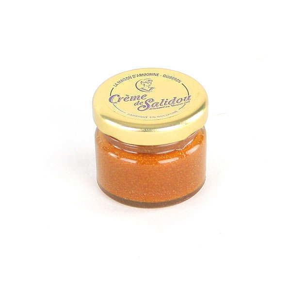 Salidou, crème de caramel au beurre salé - pot dégustation