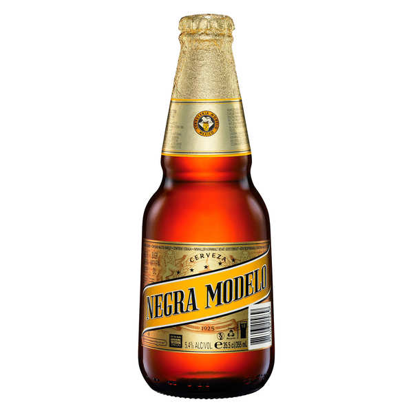 Negra Modelo - Bière brune du Mexique 5.4%