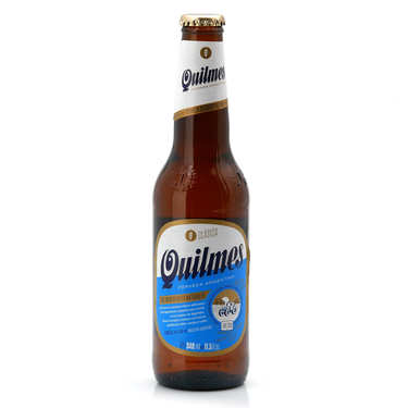 Quilmes Argentinian beer - 4.9%
