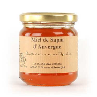 Miel de sapin d'Auvergne